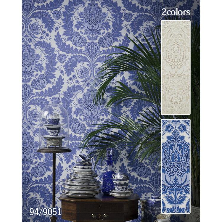 【送料無料】輸入壁紙 イギリス製 コール・アンド・サン Imported Wallpaper1ロール(53cm×10m)単位で販売フリース壁紙(不織布)