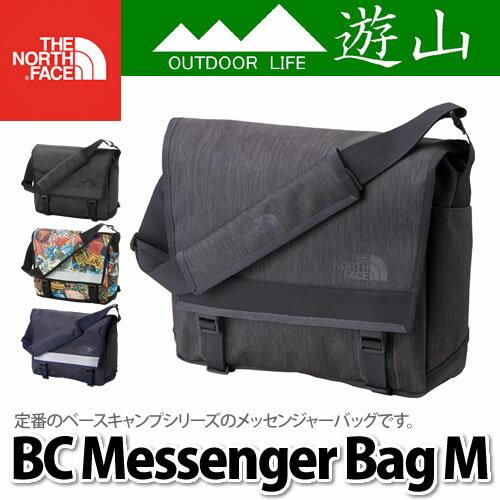 ザノースフェイス【バッグ】BC Messenger Bag M(BCメッセンジャーバッグM) NM81703 【ラッピング不可】【快適家電デジタルライフ】