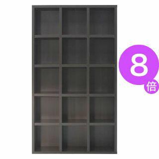 ★ポイント8倍★レガール 収納棚5段 幅広 RG-1018 【代引不可】 [09]