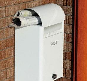 郵便受け 郵便ポスト(壁掛けポスト 壁付けポスト スタンドポスト):dSuomSo