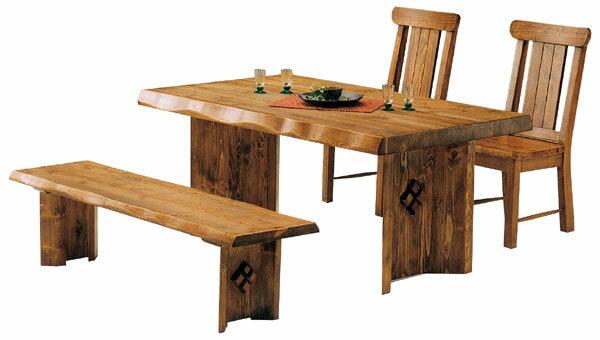 推薦された ダイニングテーブルセット 4人掛け テーブル幅150cm ダイニングテーブル x1 ダイニングチェア x2 ベンチ x1 ダイニング 4点セット 北欧 モダン 食卓テーブルセット 素材 フィンランドパイン アウトレット価格 楽天 通販