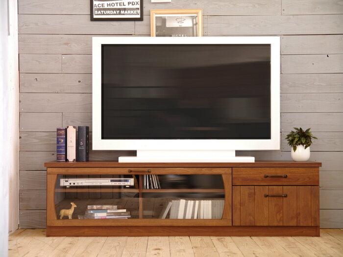 テレビボード 幅160 160幅 アルダー無垢材 ローボード テレビ台 木製 北欧 おしゃれ 完成品 日本製 国産 大川家具