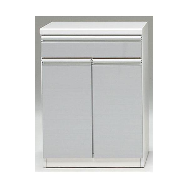 カウンター キッチンカウンター開き戸 国産 60cm幅「バーキン」 送料無料 開梱設置