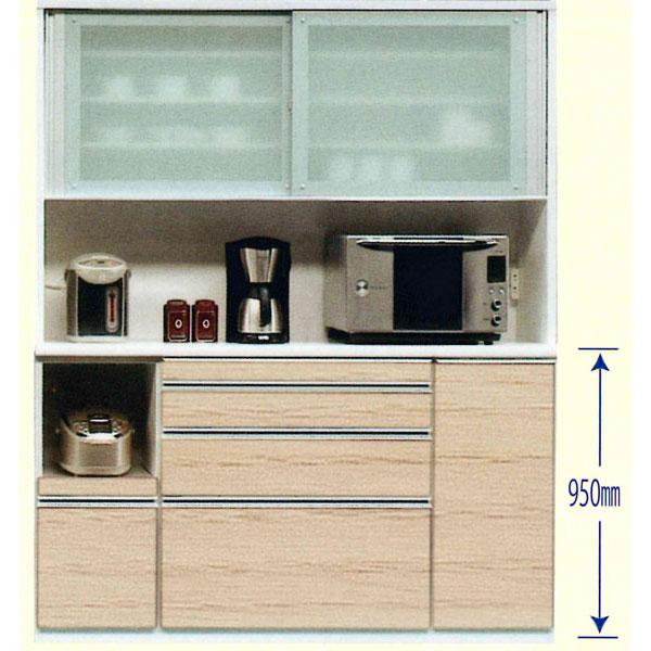 受注生産品 食器棚  完成品レンジボード 170cm幅国産 開梱設置 送料無料