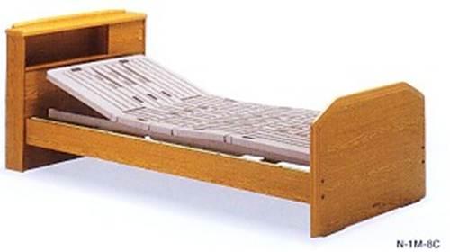 【送料無料】ヒューマンケアベッド1MN-1M-8Cフランスベッド 介護ベッド [f1112]