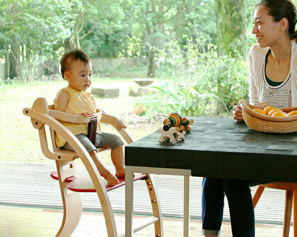Sdi Fantasia Bambini + ベビーシートセット (バンビーニチェア) インテリア 新築祝い 引っ越し祝い おしゃれ シンプル ナチュラル 木馬 遊具 子供用 チェアー 食事用 イス 椅子 通販