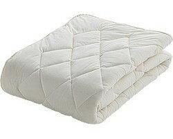 【クーポン発行中!】 フランスベッド製 ベッドパッド クランフォレスト羊毛 キング (敷きパッド 敷きパット 敷パッド 敷パット ベットパット)