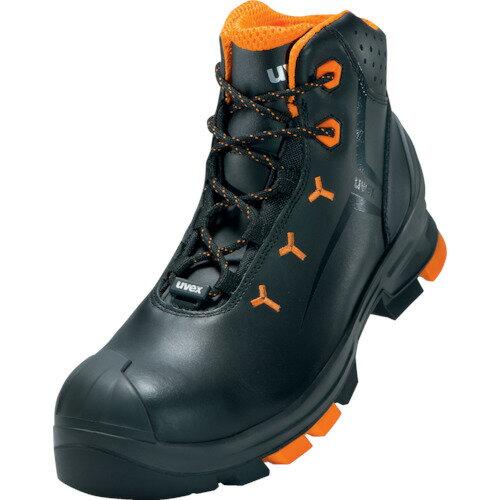 【ポイント10倍】UVEX UVEX2 ブーツ ブラック 27.0CM 6503.5-42 【DIY 工具 TRUSCO トラスコ 】【おしゃれ おすすめ】[CB99]