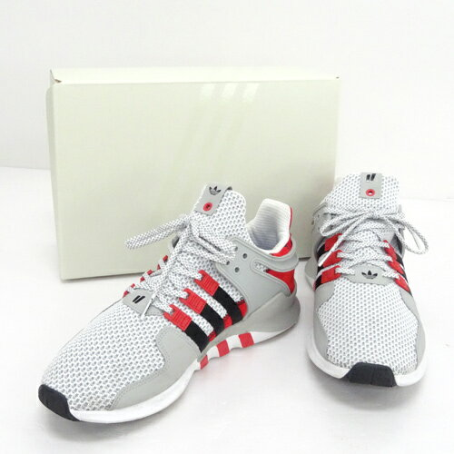 【中古】【メンズ 古着】adidas CONSORTIUM EQT SUPPORT ADV OVERKILL/アディダス/29cm/品番BY2939/ランニング/国内正規品/靴 シューズ/スニーカー【山城店】