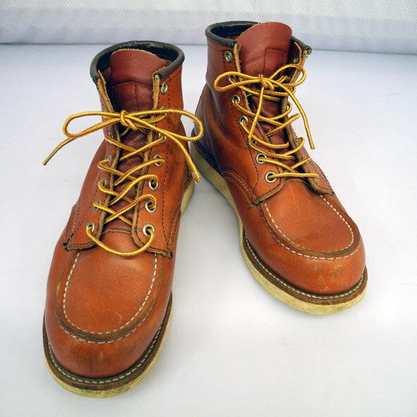 【中古】RED WING レッド・ウィング ハイカットブーツ レディース 靴