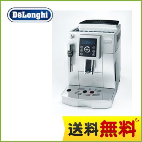 [ECAM23420-SB] デロンギ コーヒーメーカー コンパクト全自動エスプレッソマシン マグニフィカS スペリオレ 着脱式給水タンク容量(L):1.8 豆ホッパー容量(g):250 [ECAM23420SB]※製造国はお選び頂けません。