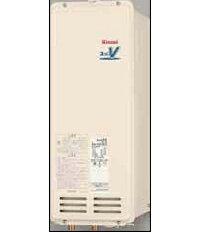 【送料無料】 リンナイ ガス給湯器 16号 給湯専用 音声ナビ PS後方排気型 20A 【リモコン別売】[RUX-VS1606B] 価格 給湯器【給湯専用】