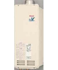 【送料無料】 リンナイ ガス給湯器 16号 給湯専用 音声ナビ PS上方排気型 20A 【リモコン別売】[RUX-VS1606U] 価格 給湯器【給湯専用】