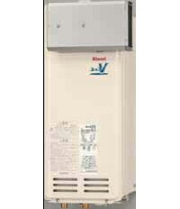【送料無料】 リンナイ ガス給湯器 16号 給湯専用 音声ナビ アルコーブ設置型 15A 【リモコン別売】[RUX-VS1616A] 価格 給湯器【給湯専用】