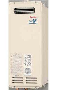 【送料無料】 リンナイ ガス給湯器 16号 給湯専用 音声ナビ 屋外壁掛 PS設置型 15A・BL認定なし【リモコン別売】[RUX-VS1616W-E] 価格 給湯器【給湯専用】