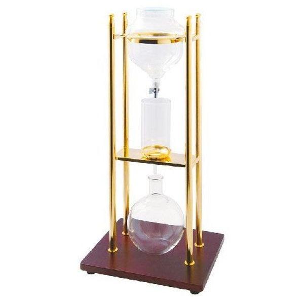 karita カリタ コーヒーメーカー 水出しコーヒー 水出し器 10人用 ゴールドS[送料無料]