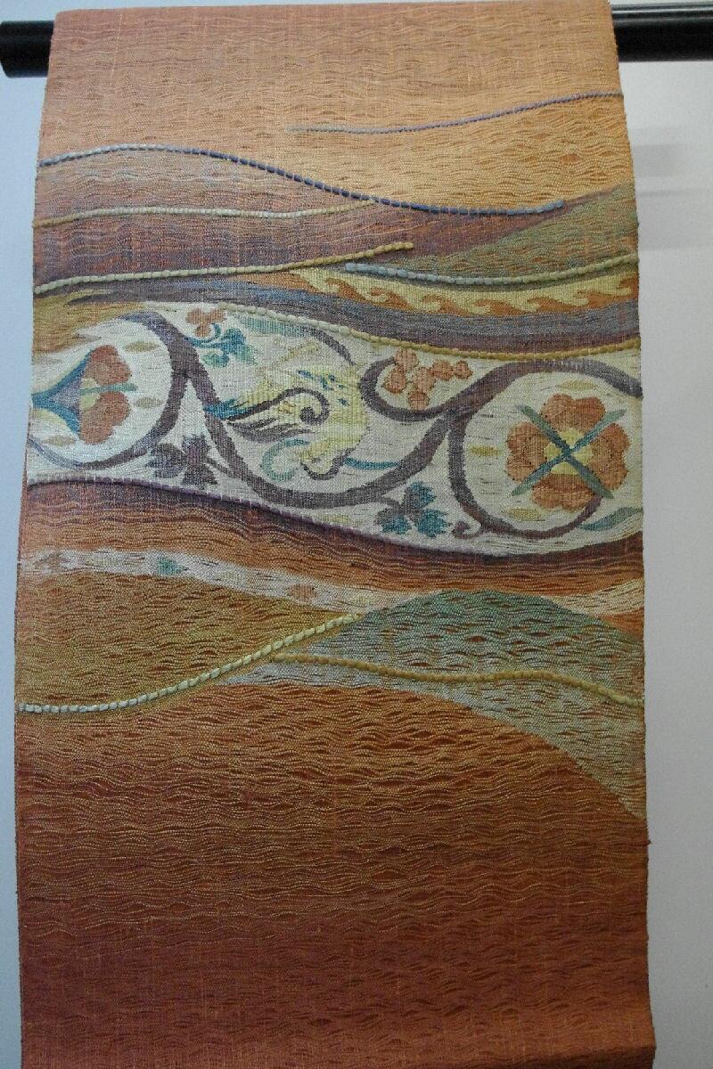 袋帯 紬帯