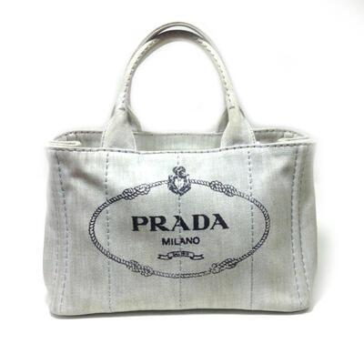 PRADA【プラダ】【USED-B】1BG439 カナパ 2WAYショルダーハンドバッグ n17-3131