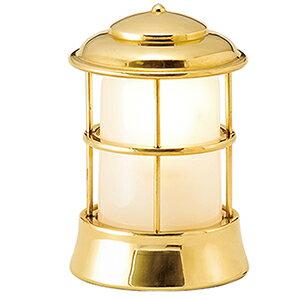 庭園灯 照明 ガーデンライト ランプ 門灯 センサなし エクステリアライト 外灯 照明 アンティーク風 レトロ おしゃれ 玄関照明 外灯 センサー無し ブラケット LED くもりガラス マリンライト