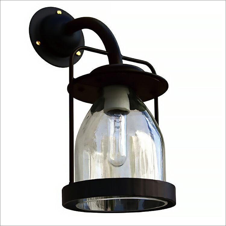 玄関照明 ポーチライト ランプ 門灯 壁付け照明 センサーなし エクステリアライト 外灯 照明 アンティーク風 レトロ おしゃれ 玄関照明 ボトル門灯サークル