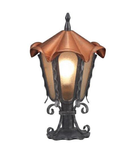 玄関照明 外灯 照明 ポーチ灯大人気玄関照明 外灯 ポーチライト・ウォールライト・スミスランプ ロートアイアン 門柱専用  トップ ゼクス