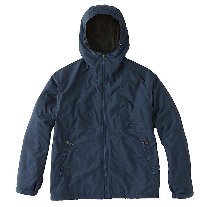 送料無料 ザ ノースフェイス THE NORTH FACE コンパクトノマドジャケット Compact Nomad Jacket メンズ ネイビー NAVY 防風 撥水 アウター NP71633