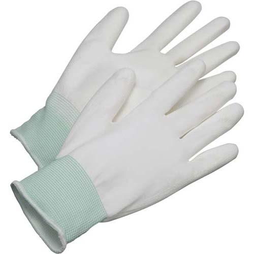 川西工業 ウレタン背抜き手袋 M 10双入×10