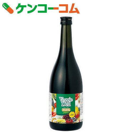 べジーデル 酵素液 720ml[ベジーデル 酵素]【送料無料】