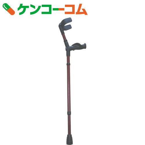 ドイツ オッセンベルグ社製 U型 左手用 オールニーズクラッチ レッド[杖(クラッチ)]【送料無料】