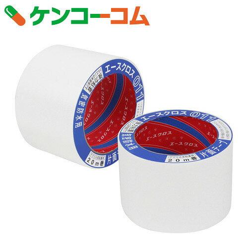 光洋化学 エースクロス011 白 75mm×20m 24巻入[光洋化学 養生テープ・マスキングテープ]【送料無料】
