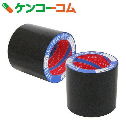 光洋化学 エースクロス011 黒 100mm×20m 18巻入[光洋化学 養生テープ・マスキングテープ]【送料無料】