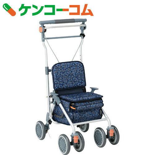 幸和 テイコブ カゴノアM SLM05 ネイビー[TacaoF(テイコブ) シルバーカー]【送料無料】