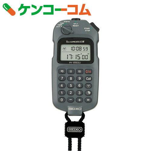セイコー デジタルストップウオッチ サウンドプロデューサー SVAX001【送料無料】