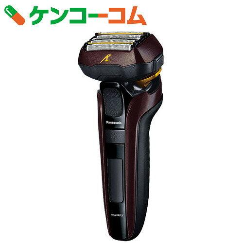 パナソニック メンズシェーバー ラムダッシュ 5枚刃 茶 ES-LV7C-T【送料無料】
