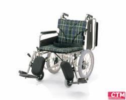 車椅子 車いす 介助式車椅子 カワムラサイクル KA816-38・40・42ELB-LO アルミ製車いす 【アルミ製車椅子】 【敬老の日】 【プレゼント】