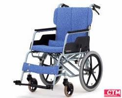 車椅子 車いす 介助式車椅子 松永製作所 REM-2介助式 アルミ製車いす 【アルミ製車椅子】 【敬老の日】 【プレゼント】