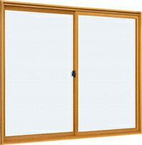 *YKKAP プラマードU 引違い窓(単板ガラス)2枚建 サイズ5-11高さ700×幅1,600