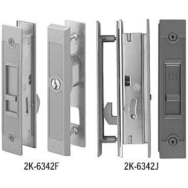 YKKAP 引戸錠セット 4枚建用 HH-J-0815 玄関引戸