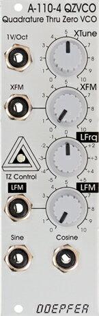Doepfer A-110-4 Thru Zero Quadrature VCO【送料無料】