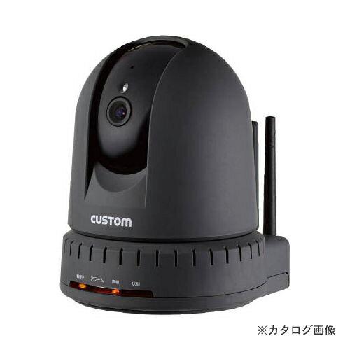 カスタム CUSTOM 熱中症監視機能付きIPカメラ IPC-01TH