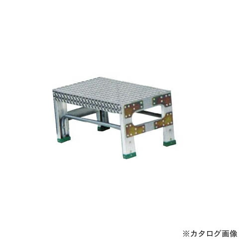【直送品】ナカオ G 作業用踏台 G-051