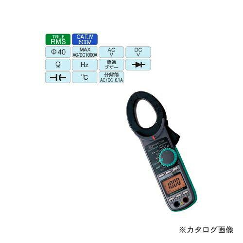 共立電気計器 KYORITSU デジタルクランプ KEW 2056R