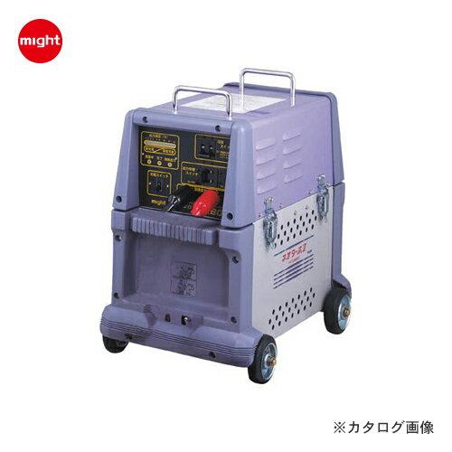 【直送品】マイト工業 バッテリー溶接機 ネオターボII MBW-170