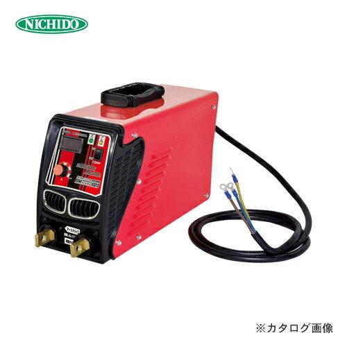 【イチオシ】日動工業 100V / 200V 兼用 100A/200A デジタル表示タイプ 溶接機 BM12-1020DA