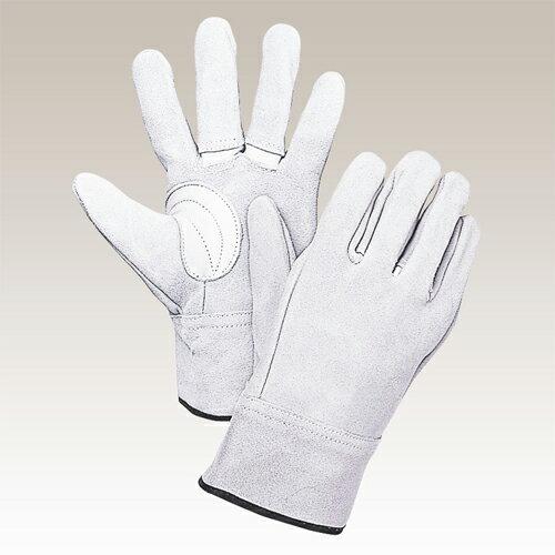 大中産業 [10双入] 牛革手袋 ラクラク 105W-DX
