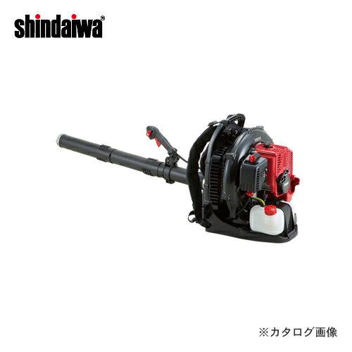 【直送品】新ダイワ工業 エンジンブロワ 背負タイプ EB590