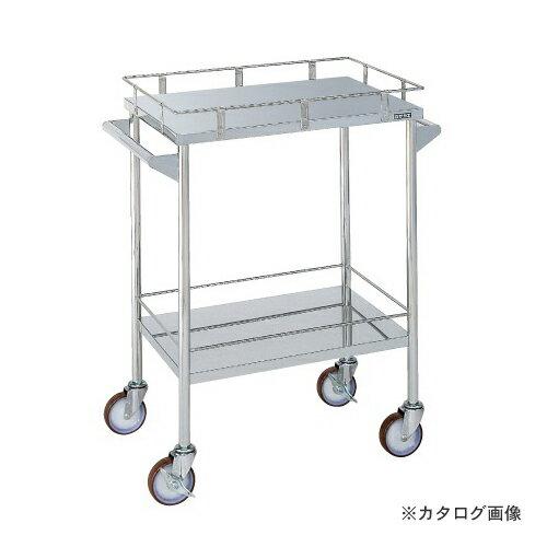 【直送品】サカエ SAKAE ステンレス CSワゴン CSM-4ASU