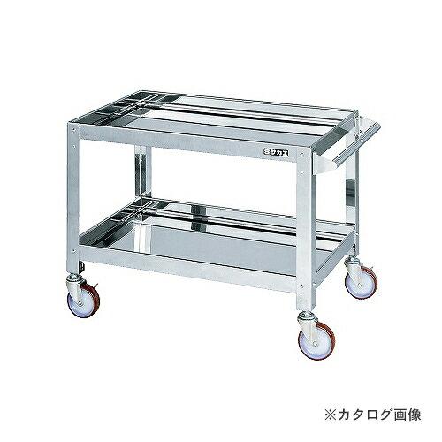 【直送品】サカエ SAKAE ステンレスニューCSスペシャルワゴン CSSA-606SS