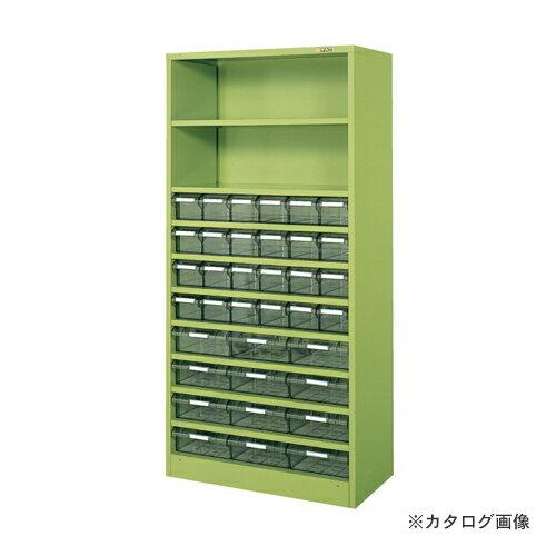 【直送品】サカエ SAKAE ハニーケース2・樹脂ボックス HK-36TL