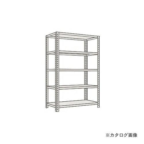【運賃見積り】【直送品】サカエ SAKAE 開放型棚 LFF1745